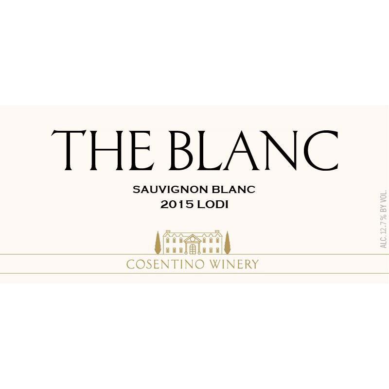 the blanc 2015 lodi