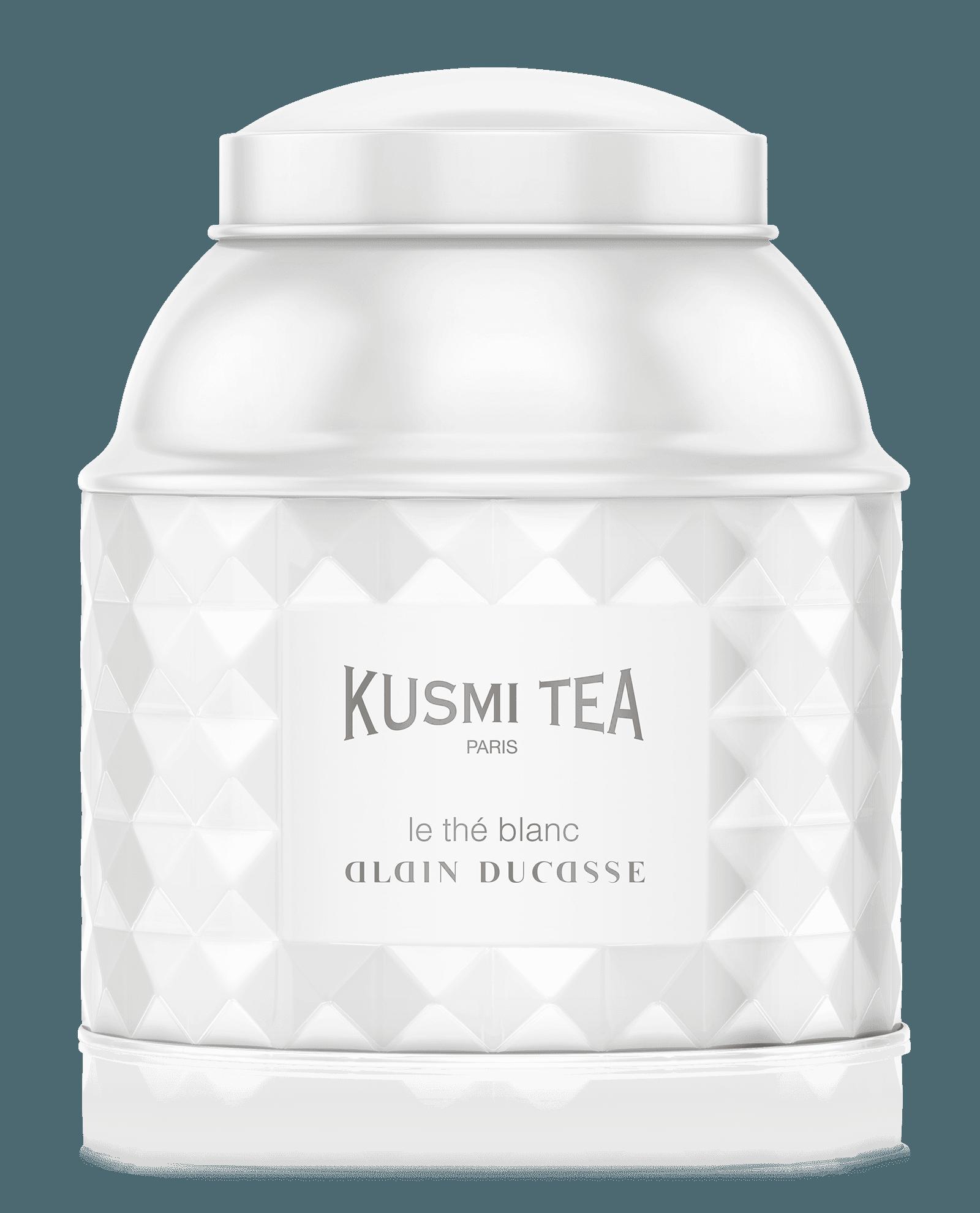 the blanc alain ducasse kusmi tea