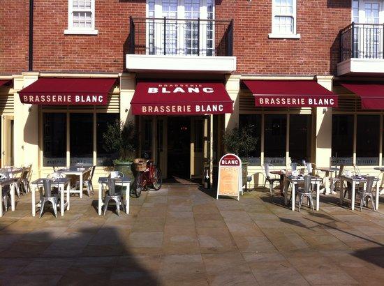 the blanc brasserie
