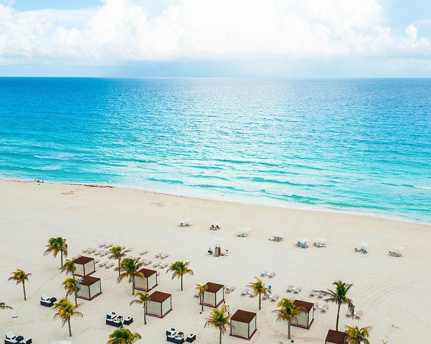 the blanc cancun