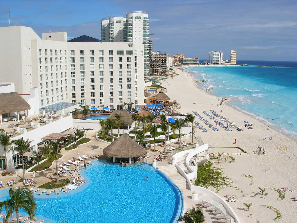the blanc cancun
