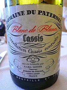 the blanc cassis