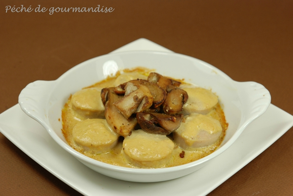 the blanc foie