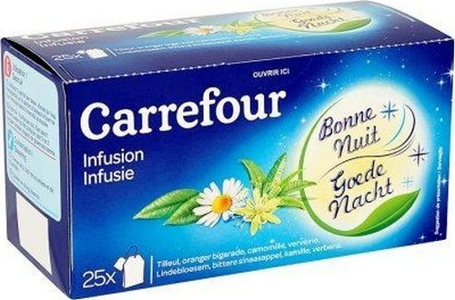 the blanc infuse carrefour
