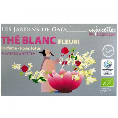 the blanc jardins de gaia