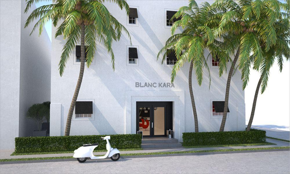 the blanc kara