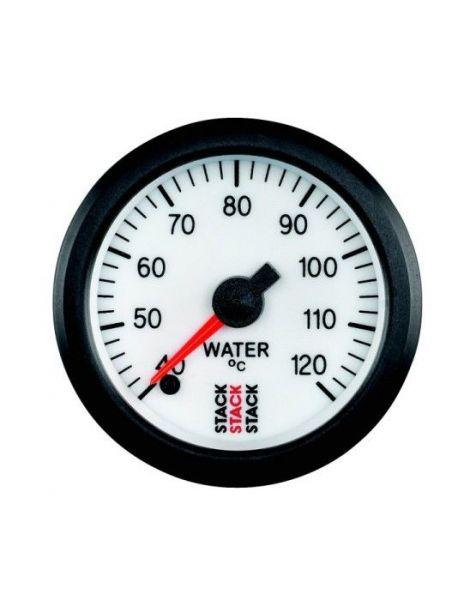 the blanc temperature eau