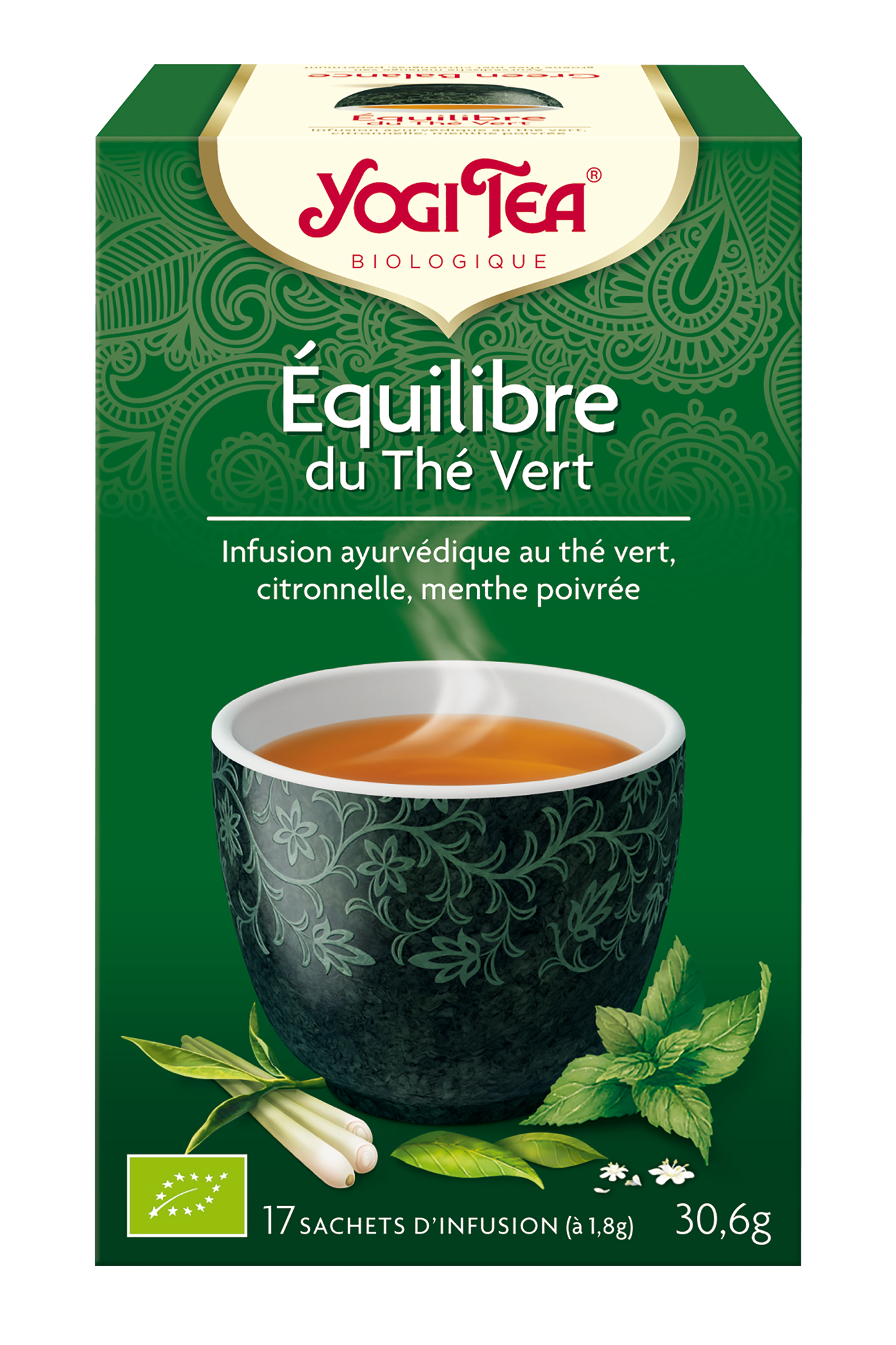 the blanc yogi tea