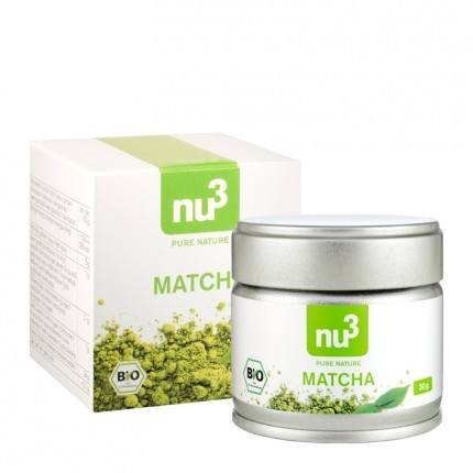 the matcha allaitement