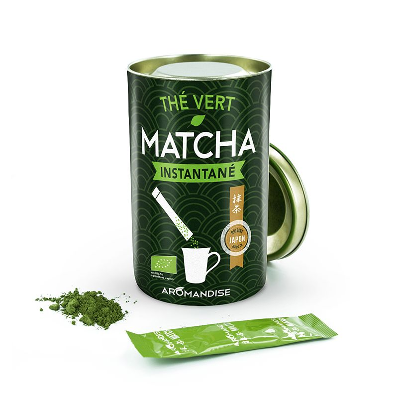 the matcha aromandise