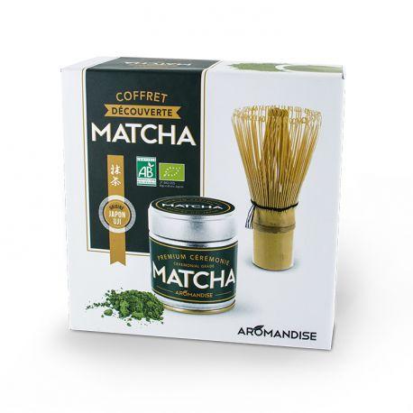the matcha aromandise
