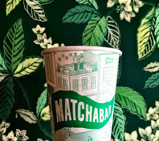 the matcha bar