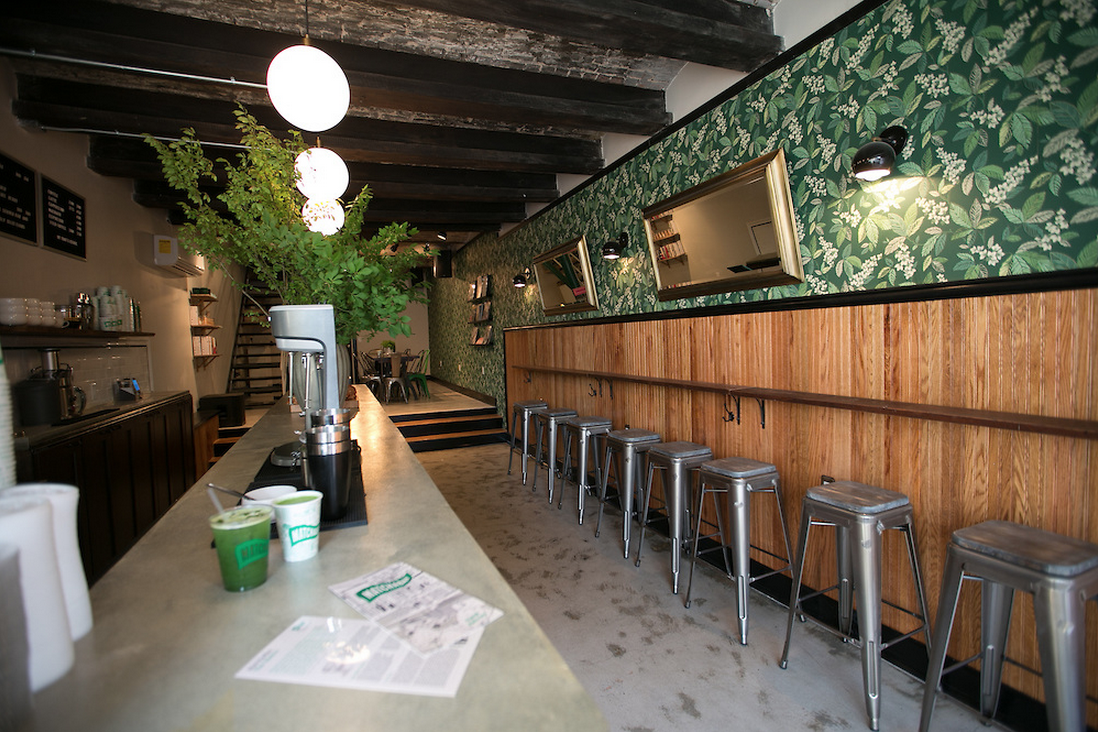 the matcha bar
