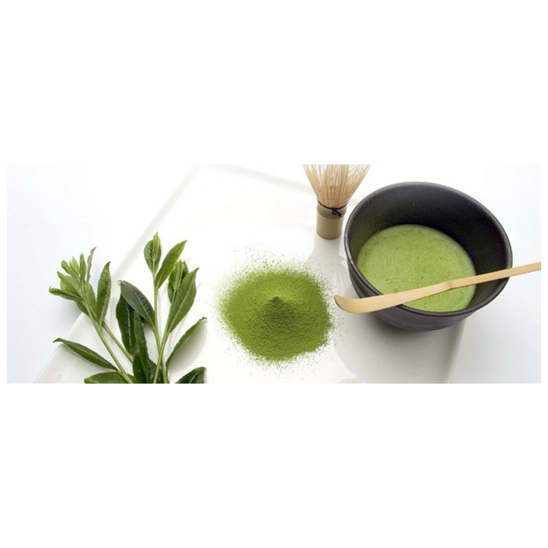 the matcha ceremonie