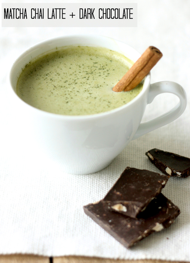 the matcha chai