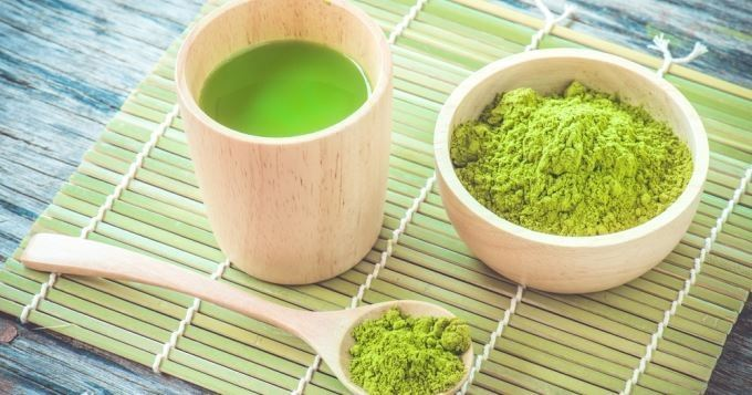 the matcha conservation