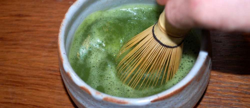 the matcha cuisine
