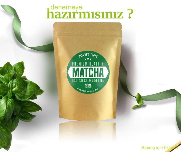 the matcha diet
