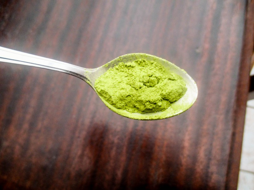 the matcha dosage