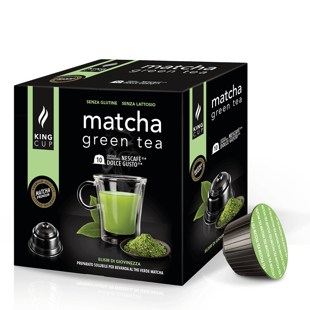 the matcha e ginseng