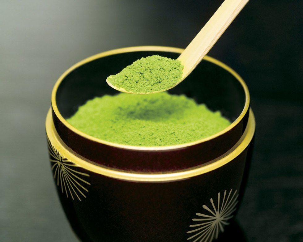 the matcha effets