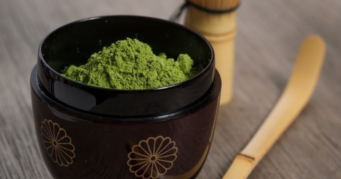 the matcha en cuisine