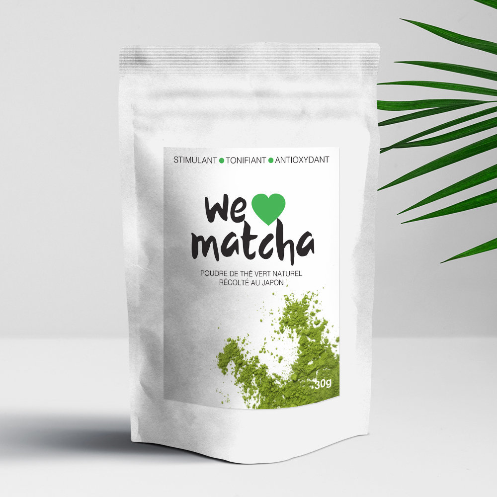 the matcha en sachets