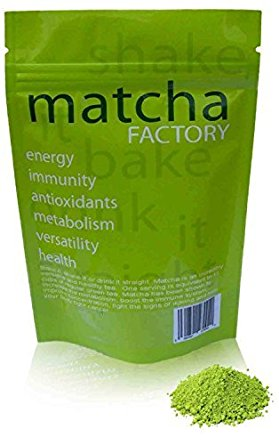 the matcha factory