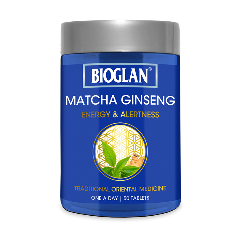 the matcha ginseng