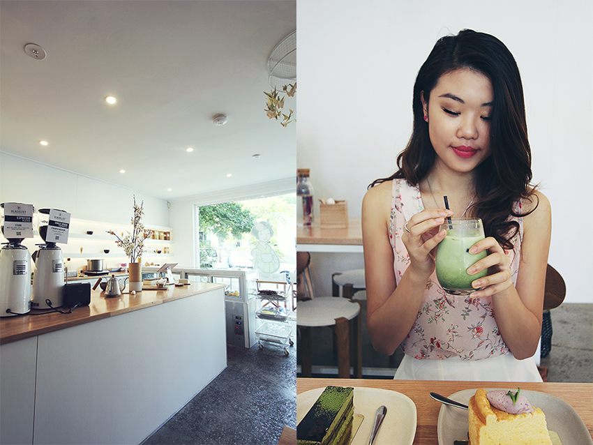the matcha girl