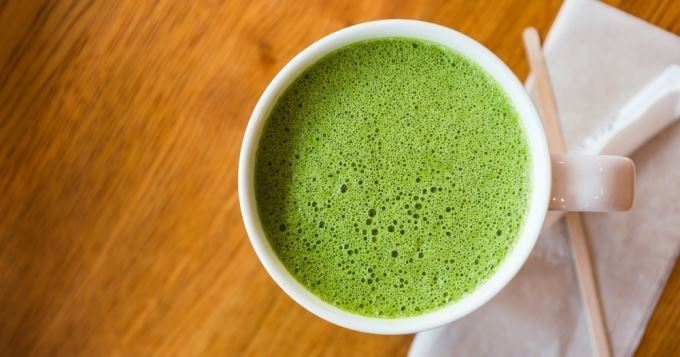 the matcha gout