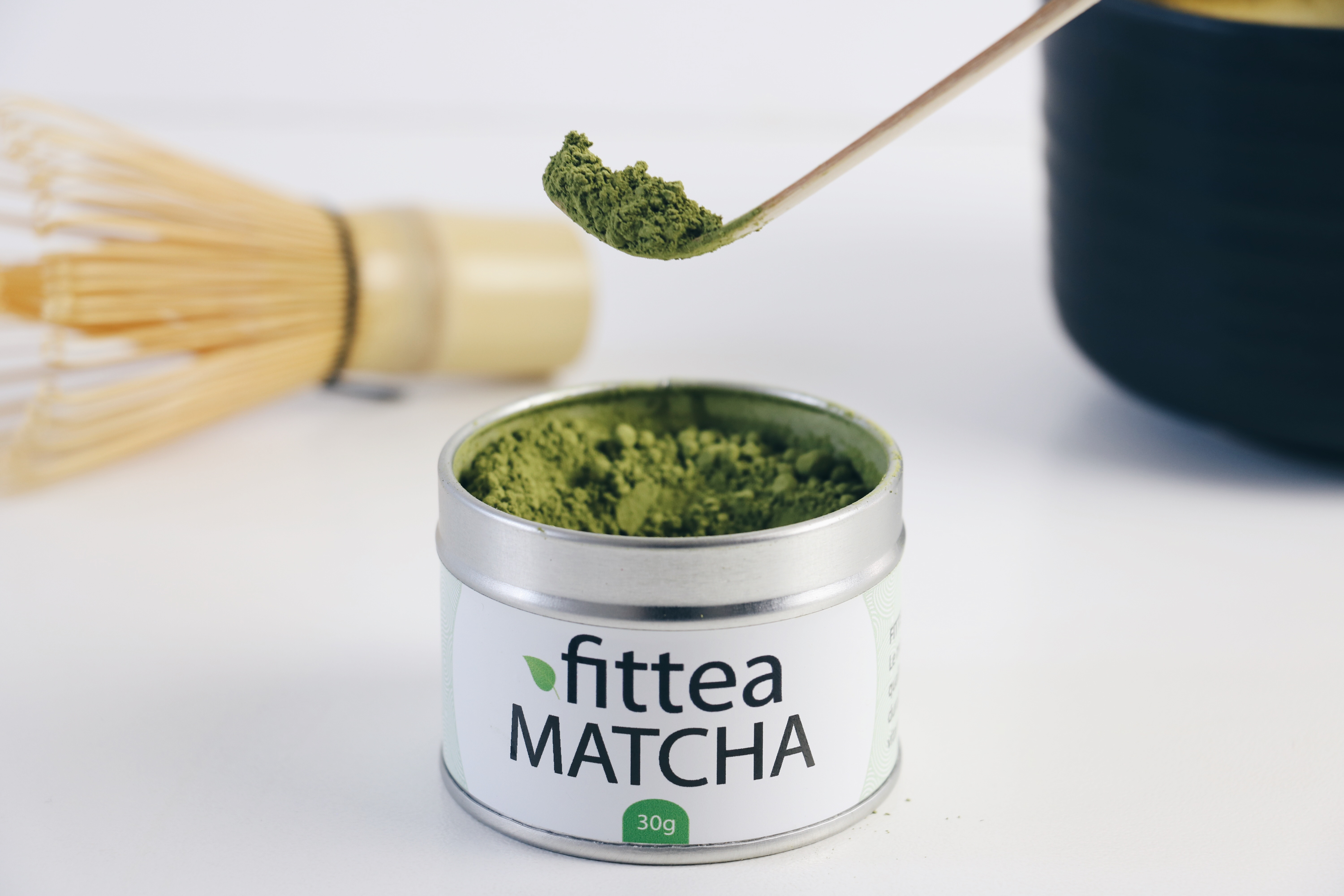 the matcha infusion