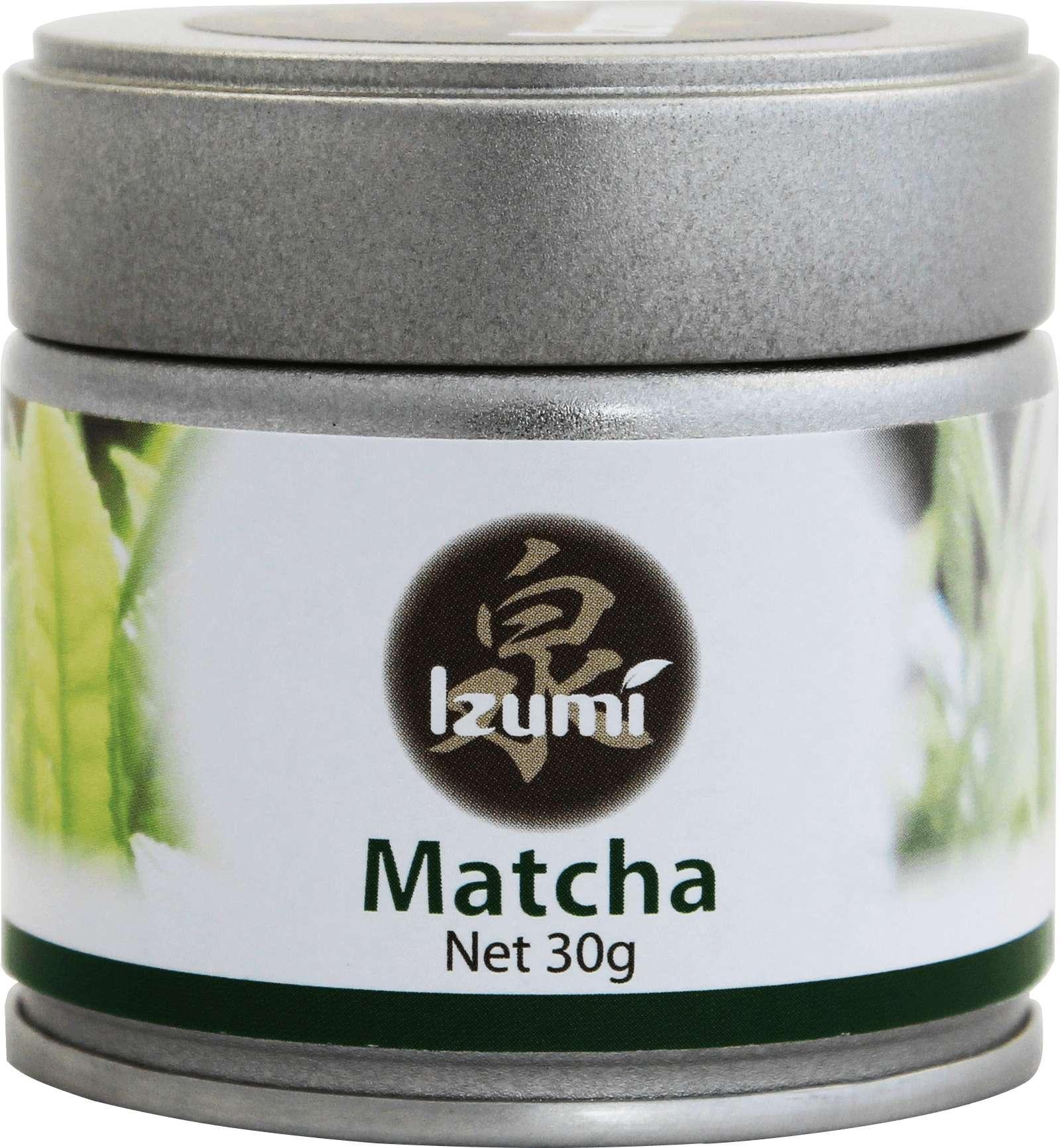the matcha izumi
