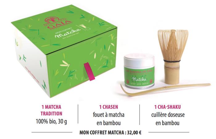 the matcha jardin de gaia