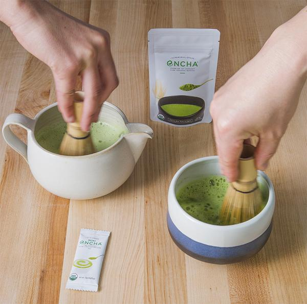 the matcha kit