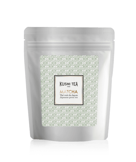 the matcha kusmi tea
