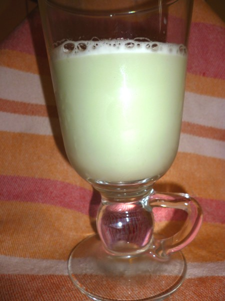 the matcha lait