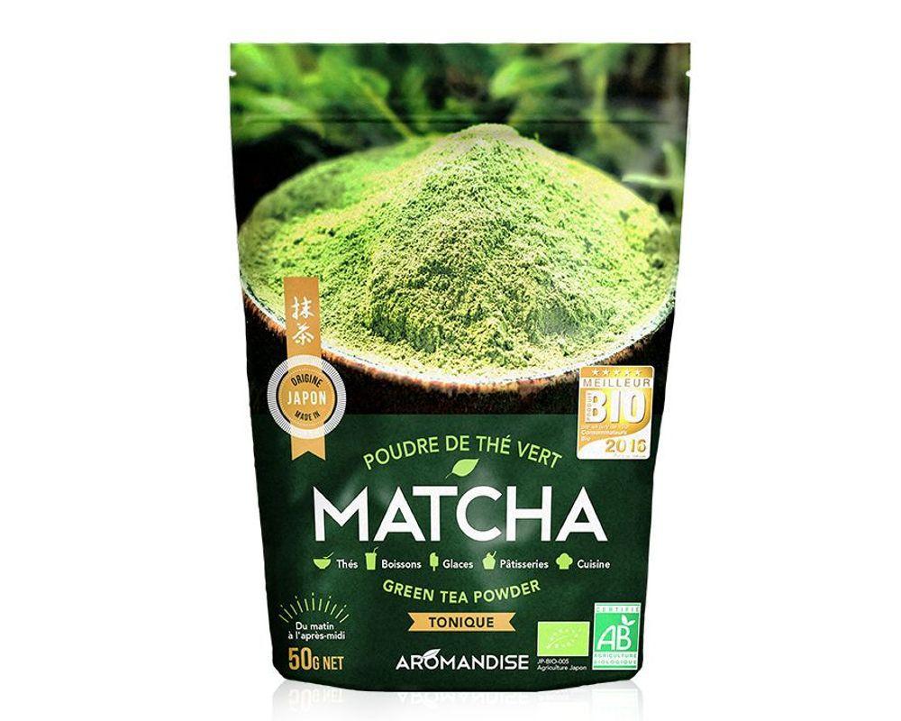 the matcha le matin
