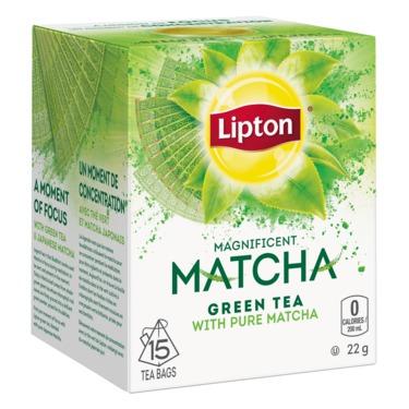 the matcha lipton