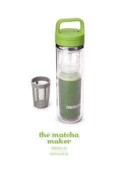 the matcha maker davidstea