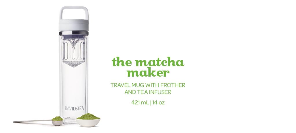 the matcha maker