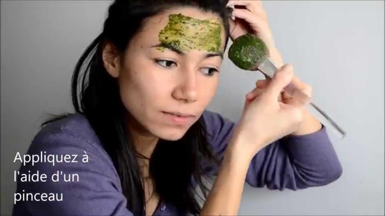 the matcha masque