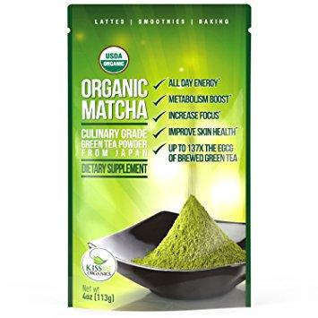 the matcha organic