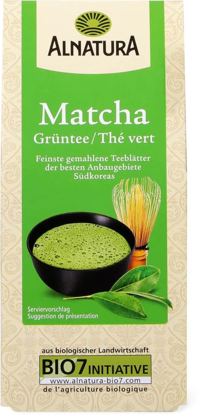 the matcha ou le trouver