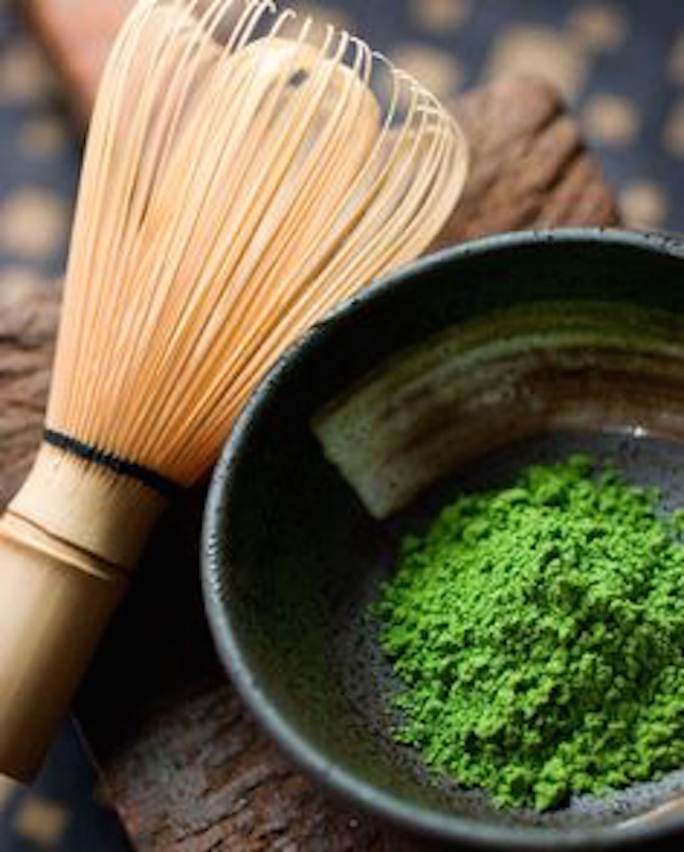 the matcha peau
