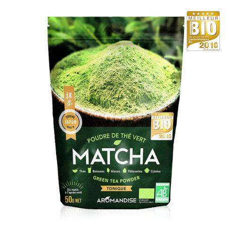 the matcha poudre