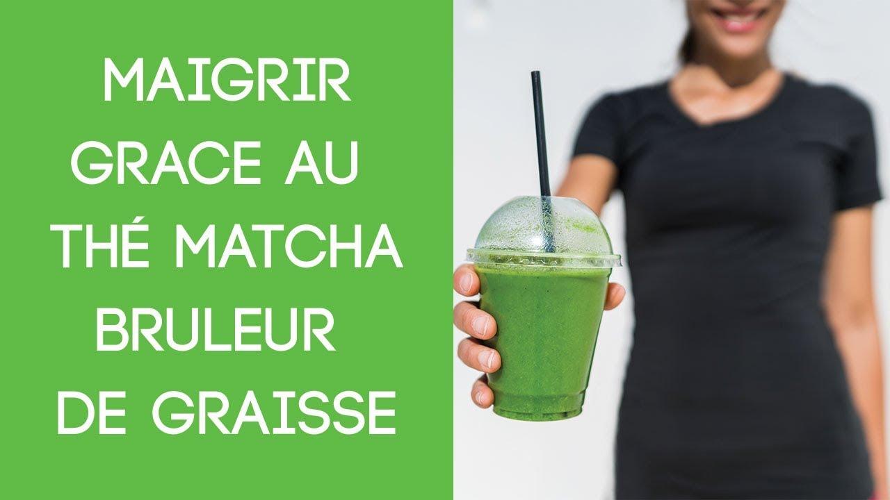 the matcha pour maigrir
