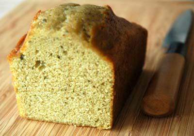 the matcha recette cake