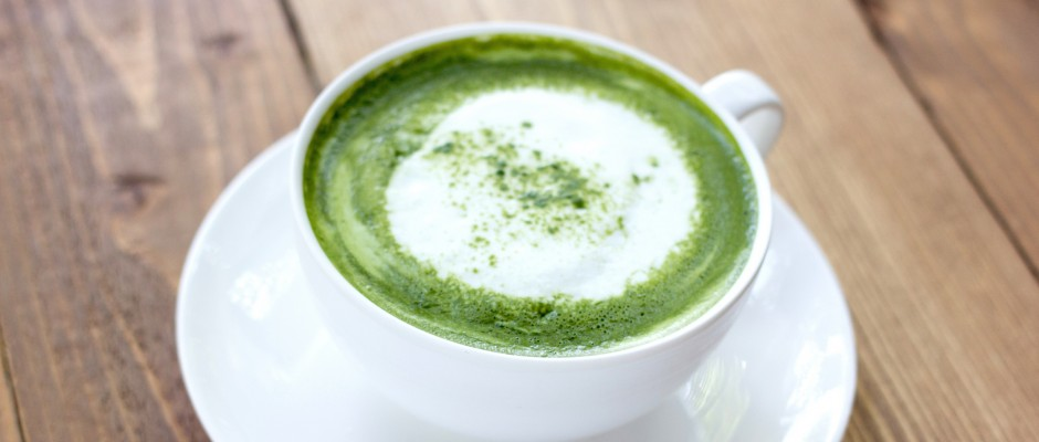 the matcha recette