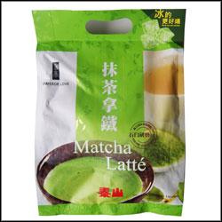 the matcha sachet
